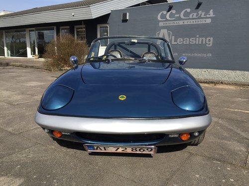 1967 Lotus Elan S3 SE 1600 cc SOLD (picture 2 of 6)