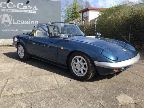 1967 Lotus Elan S3 SE 1600 cc SOLD (picture 3 of 6)