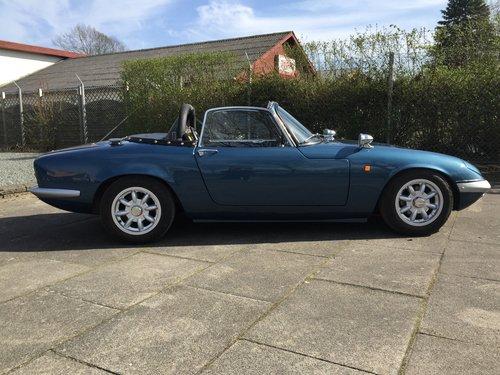 1967 Lotus Elan S3 SE 1600 cc SOLD (picture 4 of 6)