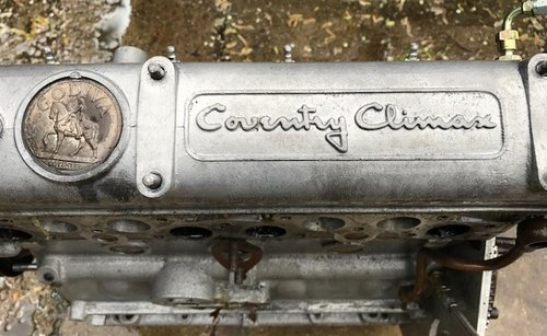 1965 1 x Coventry Climax Engine  (ALL STEEL) SOLD (picture 3 of 6)