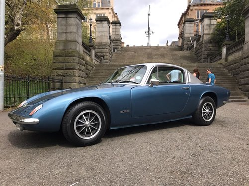 1973 LOTUS ELAN +2S 130 For Sale (picture 1 of 6)