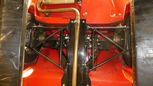 1966 Lotus Elan S3 Coupe Special Equipment For Sale SOLD (picture 3 of 6)