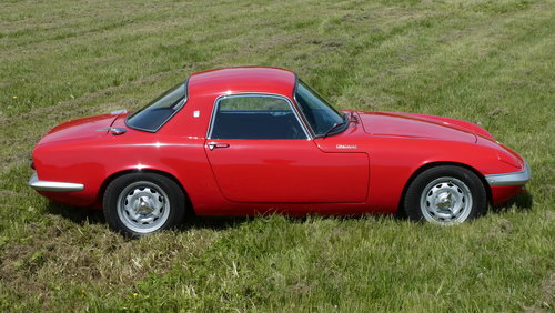 1966 Lotus Elan S3 Coupe Special Equipment For Sale SOLD (picture 5 of 6)