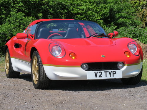 2000 Lotus Elise Series 1 Type 49 For Sale (picture 1 of 6)