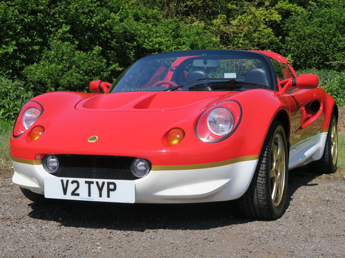 2000 Lotus Elise Series 1 Type 49 For Sale (picture 2 of 6)