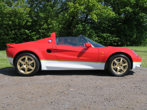 2000 Lotus Elise Series 1 Type 49 For Sale (picture 3 of 6)