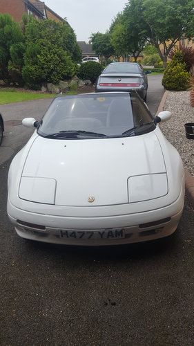1991 Elan M100 Turbo SOLD (picture 1 of 6)