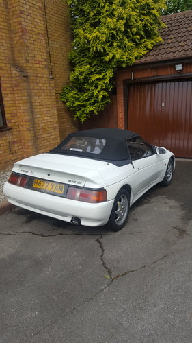 1991 Elan M100 Turbo SOLD (picture 2 of 6)