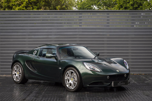 2015 LOTUS ELISE 1.8 S SOLD (picture 1 of 6)