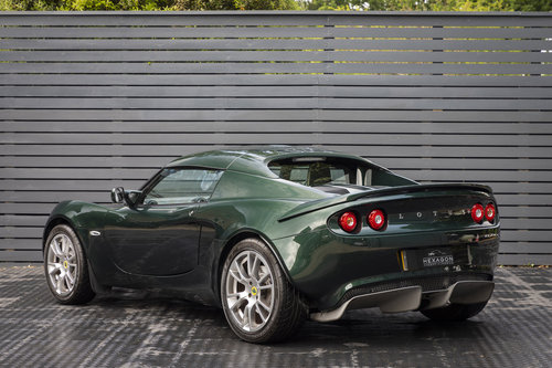 2015 LOTUS ELISE 1.8 S SOLD (picture 2 of 6)