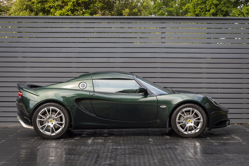 2015 LOTUS ELISE 1.8 S SOLD (picture 3 of 6)