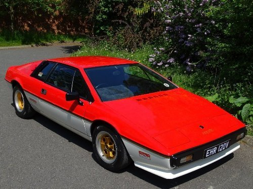 1979 Lotus Esprit 2.0 S2 2dr TRUE TIME WARP CONDITION, LOOK  For Sale (picture 2 of 6)