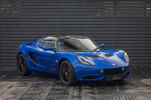 2017 LOTUS ELISE 220 SPORT SOLD (picture 1 of 6)