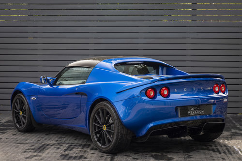 2017 LOTUS ELISE 220 SPORT SOLD (picture 2 of 6)