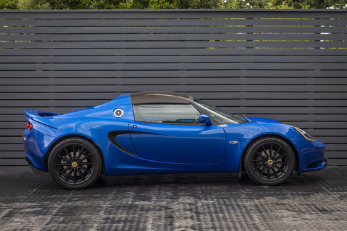 2017 LOTUS ELISE 220 SPORT SOLD (picture 3 of 6)