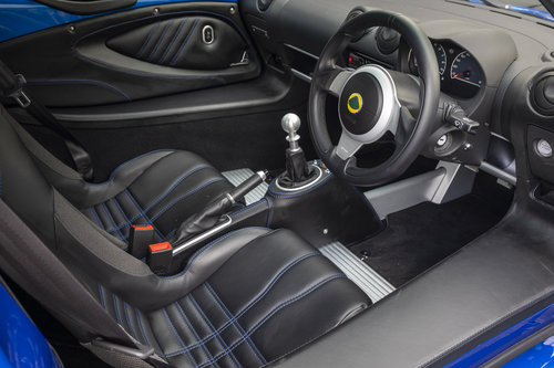 2017 LOTUS ELISE 220 SPORT SOLD (picture 4 of 6)