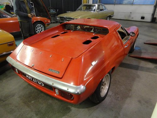 red 1971 Lotus Europe in good condition For Sale (picture 2 of 6)