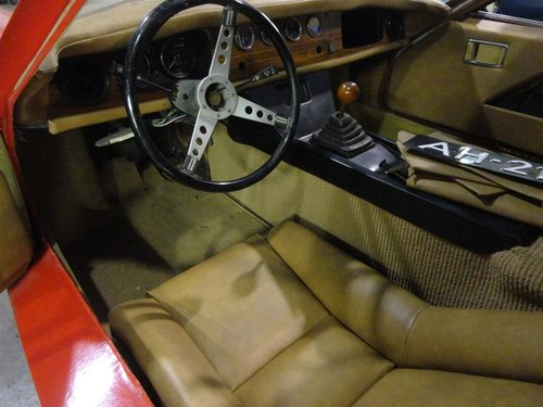 red 1971 Lotus Europe in good condition For Sale (picture 3 of 6)