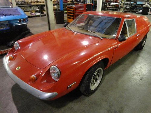 red 1971 Lotus Europe in good condition For Sale (picture 6 of 6)