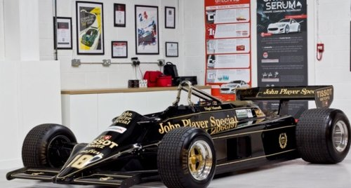 1981 Lotus 87 For Sale (picture 1 of 6)