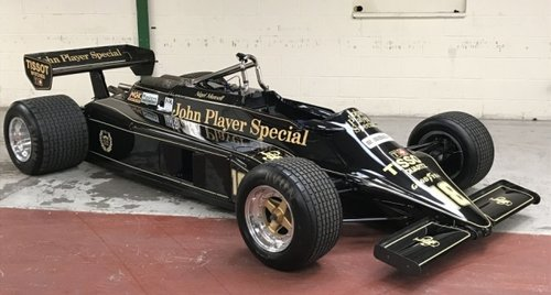 1981 Lotus 87 For Sale (picture 2 of 6)