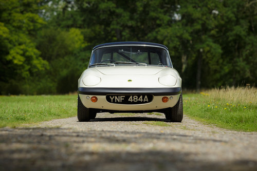1963 Lotus Elan Series 1 SOLD (picture 2 of 6)