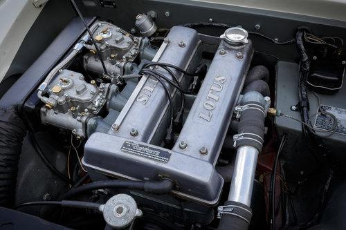 1963 Lotus Elan Series 1 SOLD (picture 3 of 6)