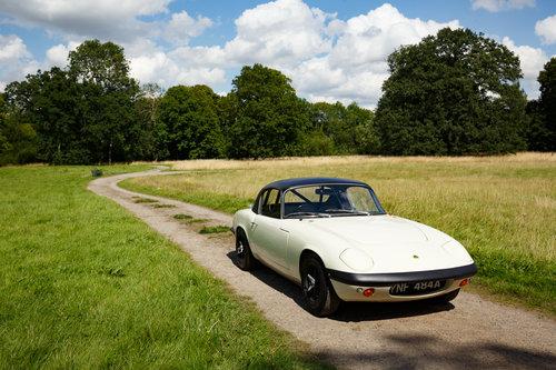 1963 Lotus Elan Series 1 SOLD (picture 4 of 6)
