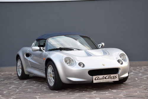 2000 LOTUS ELISE MKI -One owner only- 24.000KM  For Sale (picture 1 of 6)