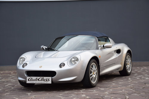 2000 LOTUS ELISE MKI -One owner only- 24.000KM  For Sale (picture 2 of 6)