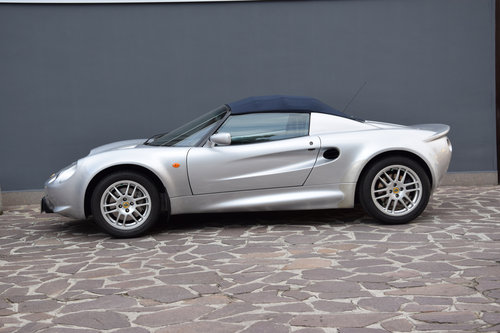 2000 LOTUS ELISE MKI -One owner only- 24.000KM  For Sale (picture 3 of 6)