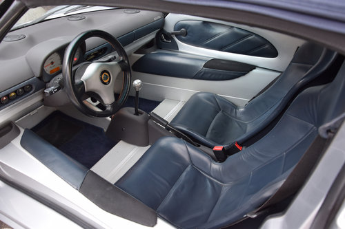 2000 LOTUS ELISE MKI -One owner only- 24.000KM  For Sale (picture 4 of 6)