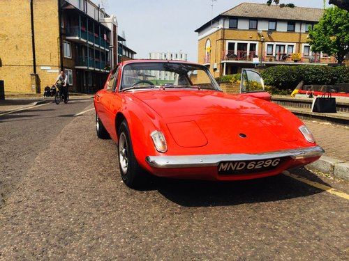 1969 Beautiful and Reliable Lotus Elan +2 For Sale (picture 1 of 6)