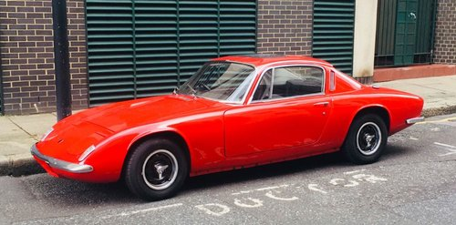 1969 Beautiful and Reliable Lotus Elan +2 For Sale (picture 3 of 6)
