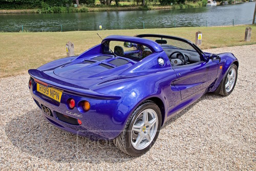 1998 LOTUS ELISE 1.8 - MMC BRAKES For Sale (picture 2 of 6)