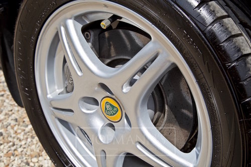 1998 LOTUS ELISE 1.8 - MMC BRAKES For Sale (picture 4 of 6)