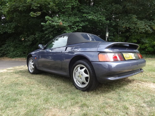 1991 LOTUS ELAN TURBO SE SOLD (picture 2 of 6)