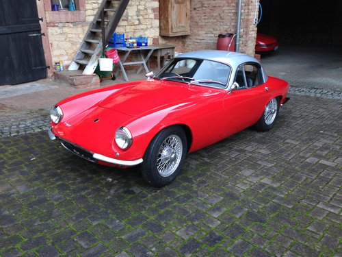 1962 Lotus Elite MK14 S2 For Sale (picture 3 of 6)