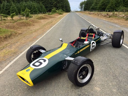 1967 Lotus S2 49 Colin Chapmans iconic Formula 1 Recreation  For Sale (picture 1 of 6)