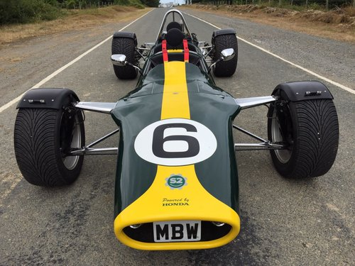 1967 Lotus S2 49 Colin Chapmans iconic Formula 1 Recreation  For Sale (picture 4 of 6)