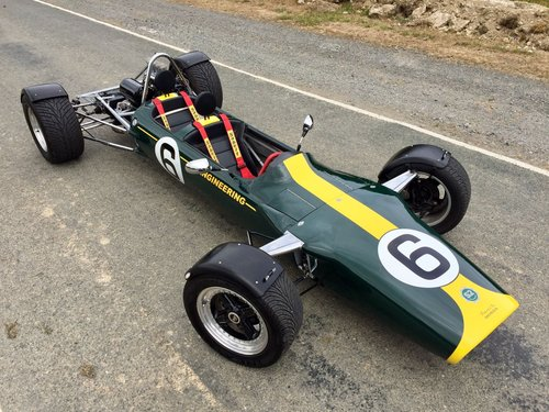 1967 Lotus S2 49 Colin Chapmans iconic Formula 1 Recreation  For Sale (picture 6 of 6)