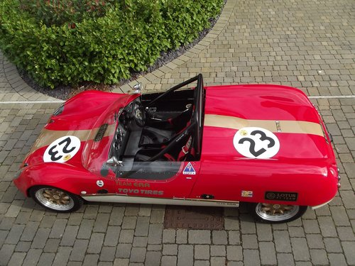 1963 LOTUS 23 REPLICA BY TIGER RACING ERA 30 SOLD (picture 3 of 6)