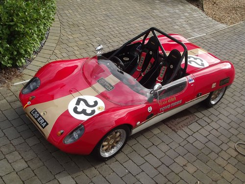 1963 LOTUS 23 REPLICA BY TIGER RACING ERA 30 SOLD (picture 1 of 6)