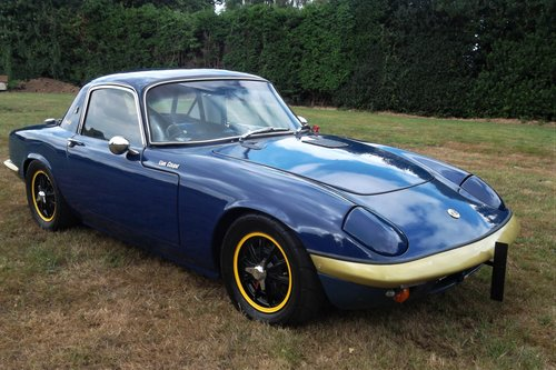 1966 Elan S3 - A Piece Of Lotus History! For Sale (picture 1 of 6)