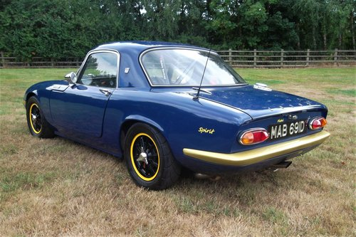 1966 Elan S3 - A Piece Of Lotus History! For Sale (picture 2 of 6)