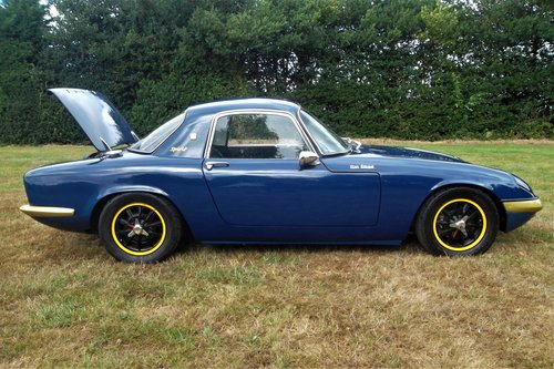 1966 Elan S3 - A Piece Of Lotus History! For Sale (picture 3 of 6)