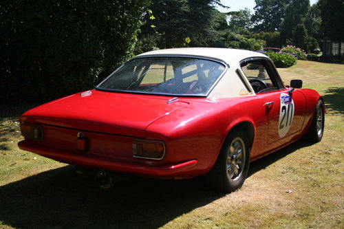 1968 Lotus Elan +2 Race Car For Sale (picture 2 of 6)