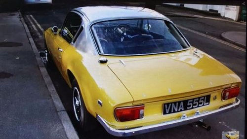 1972 LOTUS ELAN + 2S 130 4  IMMACULATE Restored CAR For Sale (picture 2 of 6)