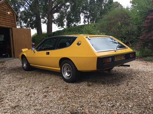 1975 For sale Lotus Elite RHD 5 speed manual SOLD (picture 5 of 6)