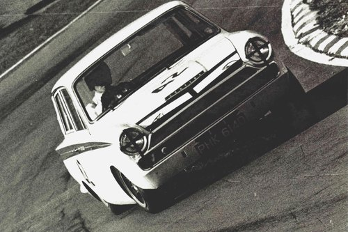 1966 LOTUS CORTINA GROUP 5 WORKS COMPETITION CAR SOLD (picture 2 of 6)